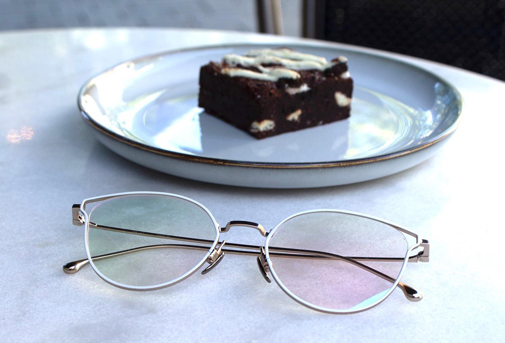 Komono en brownie